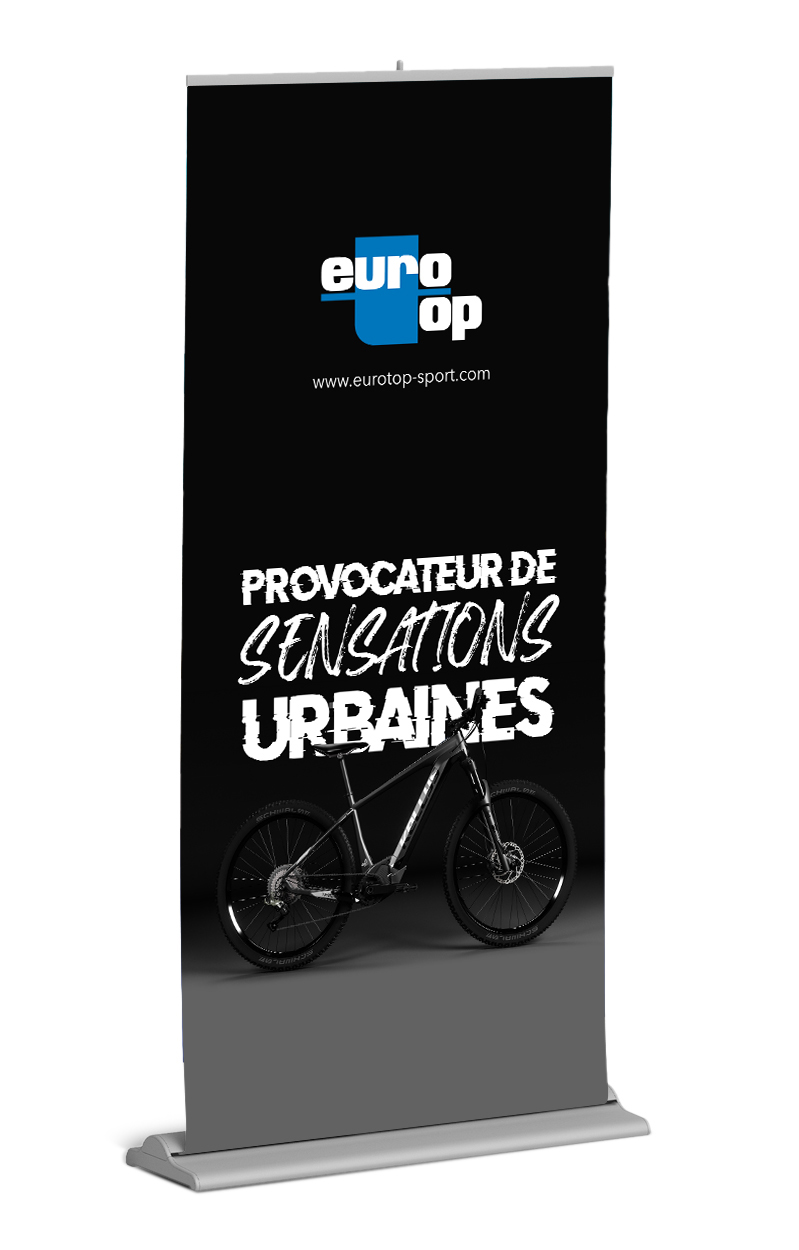 Roll-up Eurotop-Sport #1