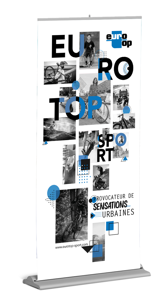 Roll-up Eurotop-Sport #2